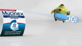 Mucinex 12-Hour TV Spot, 'Home Security' - Thumbnail 10