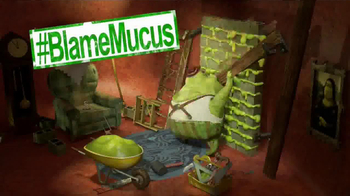 Mucinex 12-Hour TV Spot, 'Home Security' - Thumbnail 3