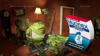 Mucinex 12-Hour TV Spot, 'Home Security' - Thumbnail 5