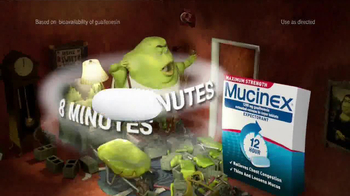 Mucinex 12-Hour TV Spot, 'Home Security' - Thumbnail 7