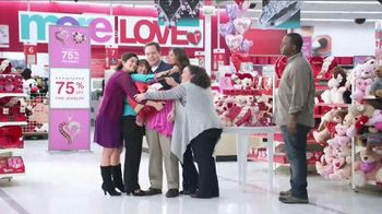 Kmart TV Spot, 'Valentine's Day Group Hug' - 612 commercial airings
