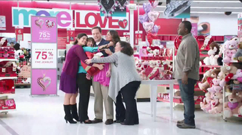 Kmart TV Spot, 'Valentine's Day Group Hug'
