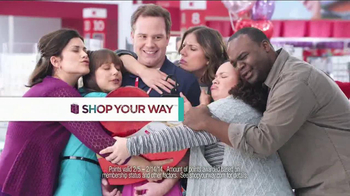 Kmart TV Spot, 'Valentine's Day Group Hug' - Thumbnail 9