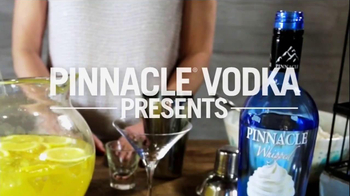 Pinnacle Vodka TV Spot, 'Lemon Cocktail' - Thumbnail 1