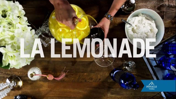 Pinnacle Vodka TV Spot, 'Lemon Cocktail' - Thumbnail 5