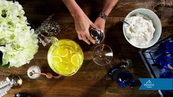 Pinnacle Vodka TV Spot, 'Lemon Cocktail' - Thumbnail 6