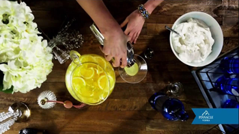 Pinnacle Vodka TV Spot, 'Lemon Cocktail' - Thumbnail 7