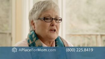 A Place For Mom TV Spot, 'New Home' Featuring Joan Lunden - Thumbnail 1
