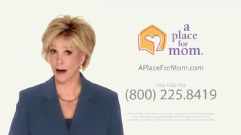 A Place For Mom TV Spot, 'New Home' Featuring Joan Lunden - Thumbnail 10