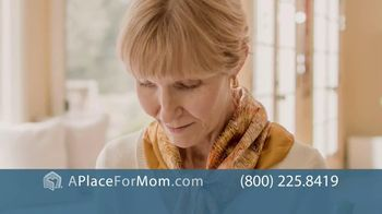 A Place For Mom TV Spot, 'New Home' Featuring Joan Lunden - Thumbnail 2