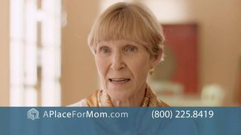 A Place For Mom TV Spot, 'New Home' Featuring Joan Lunden - Thumbnail 3
