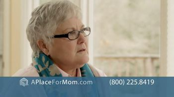 A Place For Mom TV Spot, 'New Home' Featuring Joan Lunden - Thumbnail 4