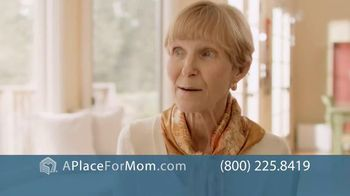 A Place For Mom TV Spot, 'New Home' Featuring Joan Lunden - Thumbnail 5