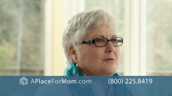 A Place For Mom TV Spot, 'New Home' Featuring Joan Lunden - Thumbnail 6