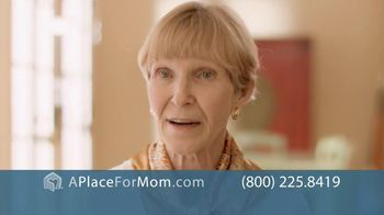 A Place For Mom TV Spot, 'New Home' Featuring Joan Lunden - Thumbnail 7
