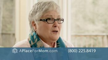 A Place For Mom TV Spot, 'New Home' Featuring Joan Lunden - Thumbnail 8