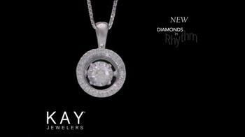 Kay Jewelers Diamonds in Rhythm TV Spot, 'Look Up: Save 30%' - Thumbnail 7