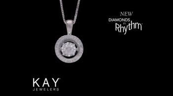 Kay Jewelers Diamonds in Rhythm TV Spot, 'Look Up: Save 30%' - Thumbnail 8