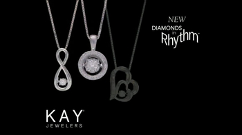 Kay Jewelers Diamonds in Rhythm TV Spot, 'Look Up: Save 30%' - Thumbnail 9