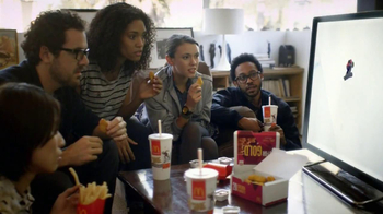 McDonald's Chicken McNuggets TV Spot, 'Celebrate With a Bite' Ft Louie Vito