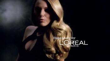 L'Oreal Paris Volume Filler TV Spot Featuring Blake Lively - Thumbnail 1