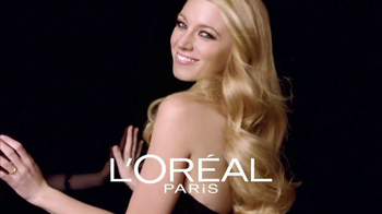 L'Oreal Paris Volume Filler TV Spot, 'Reveal Extraordinary Hair' Featuring Blake Lively
