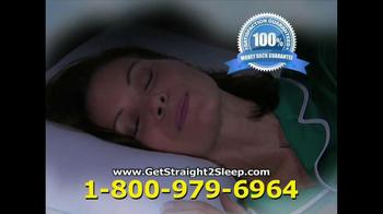 Straight 2 Sleep TV Spot thumbnail