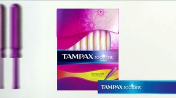 Tampax Radiant TV Spot, 'Wardrobe' Featuring Christina Caradona - Thumbnail 5