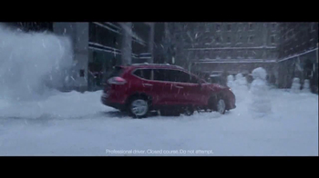 2014 Nissan Rogue TV Spot, 'Winter Warrior' - Thumbnail 5