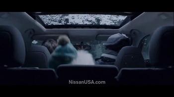 2014 Nissan Rogue TV Spot, 'Winter Warrior' - Thumbnail 8