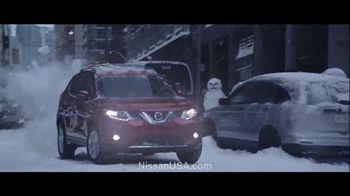 2014 Nissan Rogue TV Spot, 'Winter Warrior'