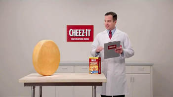 Cheez-It Grooves TV Spot, 'Both Worlds' - Thumbnail 4