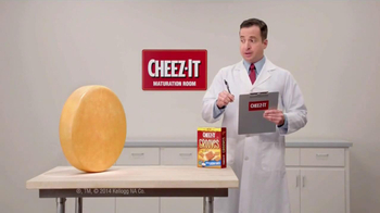 Cheez-It Grooves TV Spot, 'Both Worlds' - Thumbnail 8