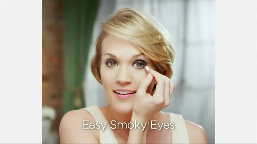 Almay Intense I-Color TV Commercial Featuring Carrie Underwood