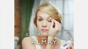 Almay Intense I-Color TV Spot Featuring Carrie Underwood - Thumbnail 2