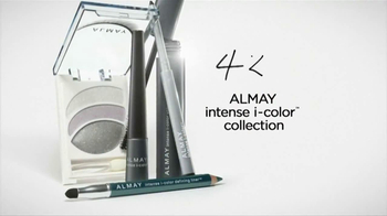 Almay Intense I-Color TV Spot Featuring Carrie Underwood - Thumbnail 8