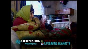 International Fellowship Of Christians and Jews TV Spot, 'Blankets' - Thumbnail 7