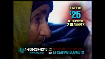 International Fellowship Of Christians and Jews TV Spot, 'Blankets' - Thumbnail 8