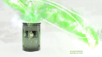 Repreve TV Spot, 'Turn It Green' Featuring Elena Hight - Thumbnail 4