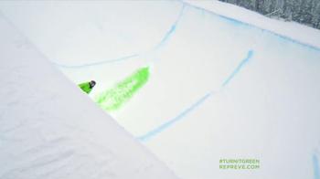 Repreve TV Spot, 'Turn It Green' Featuring Elena Hight - Thumbnail 5