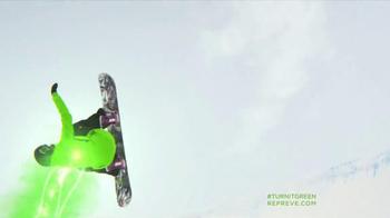 Repreve TV Spot, 'Turn It Green' Featuring Elena Hight - Thumbnail 7
