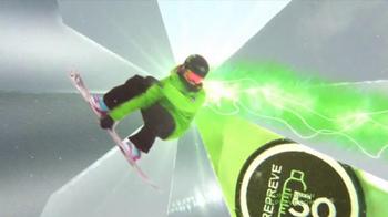 Repreve TV Spot, 'Turn It Green' Featuring Elena Hight - Thumbnail 9