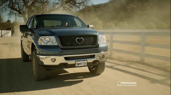 Nationwide Insurance TV Spot, 'Heart' - Thumbnail 3