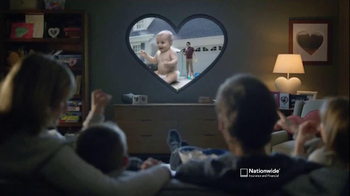 Nationwide Insurance TV Spot, 'Heart' - 1288 commercial airings