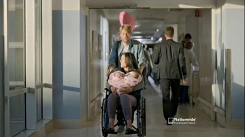 Nationwide Insurance TV Spot, 'Heart' - Thumbnail 8