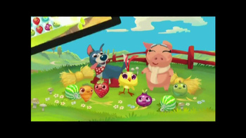 Farm Heroes Saga TV Spot, 'Watch Out for Rancid' - Thumbnail 3