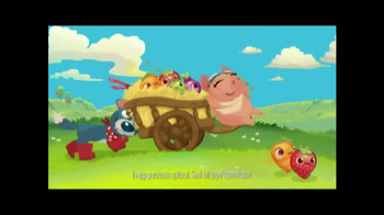 Farm Heroes Saga TV Spot, 'Watch Out for Rancid' - Thumbnail 8