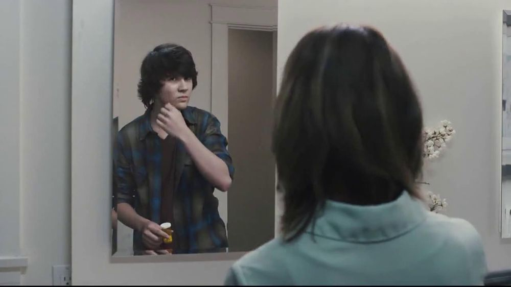 Partnership for Drug-Free Kids TV Commercial, 'In the Mirror'