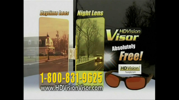 HD Vision Visor TV Spot, 'Beat the Sun' - Thumbnail 10