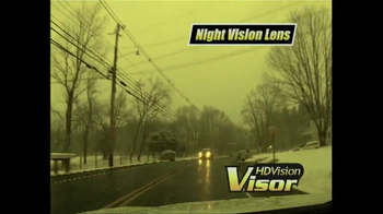 HD Vision Visor TV Spot, \'Beat the Sun\'